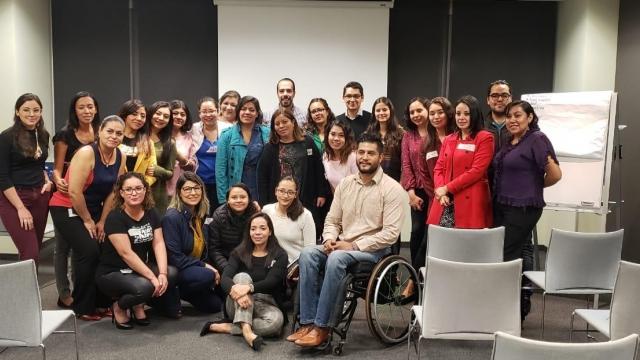 Hoteles City Express recibe al DIF de la Ciudad se México a favor de las Personas con Discapacidad
