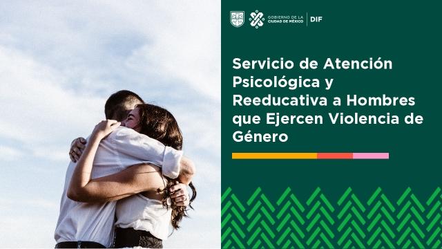 Servicio de Atención Psicológica y Reeducativa a Hombres que Ejercen Violencia de Género