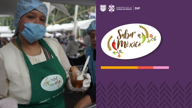 Celebra DIF de la Ciudad de México el Día Mundial de la Alimentación con Muestra Gastronómica de comedores populares